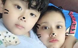 """Khoe ảnh với con trai, Trương Quỳnh Anh khẳng định """"không cần gì hơn"""" sau khi Tim xác nhận chuyện ly hôn"""