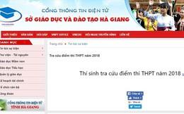 Điểm thi THPT của Hà Giang cao kỷ lục: Có ít nhất 5 điểm bất thường