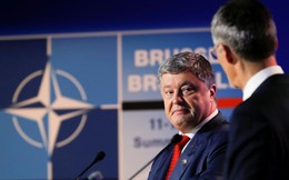 Tổng thống Poroshenko: Kể cả Nga cũng không thể ngăn Ukraine gia nhập NATO