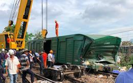 Cục trưởng Đường sắt tự nhận kỷ luật phê bình nghiêm khắc sau các vụ tai nạn tàu hoả
