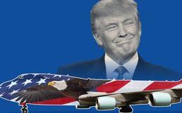 """Tổng thống Trump muốn sơn lại chiếc Air Force One cho thêm """"chất Mỹ"""""""