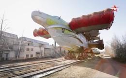 """Nga sắp hoàn thành khôi phục """"Quái vật biển Caspian"""": Sẽ mang tên lửa siêu thanh Zircon?"""