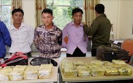 Triệt xóa đường dây ma túy đá lớn nhất từ trước đến nay tại Lào Cai
