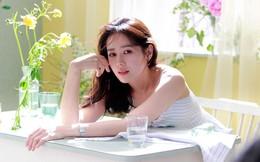 Hình hậu trường của Son Ye Jin chứng minh tường thành nhan sắc thì không cần photoshop