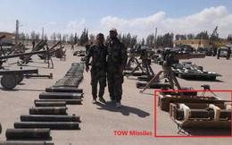 Điều không ngờ về kho vũ khí Syria vừa thu được của phiến quân ở Qalamoun