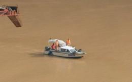 Lật thuyền chở 9 người ở Lai Châu, 3 người đang mất tích