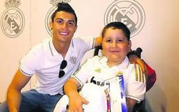 16 câu chuyện tuyệt vời khiến bạn phải có cái nhìn khác về Cristiano Ronaldo