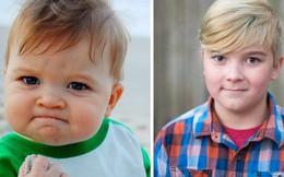 Success Kid ngày ấy - bây giờ: Cậu bé dùng sự nổi tiếng để cứu bố đầy cảm động