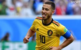 """World Cup 2018 hay màn """"chào hàng"""" của ngôi sao thất thường Eden Hazard?"""