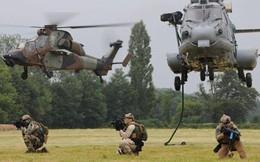 300 trực thăng của Pháp không thể cất cánh