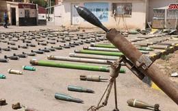 Quân đội Syria phát hiện hầm ngầm vũ khí của IS ở Deir Ezzor