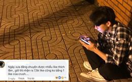Chuyện thanh niên lần đầu có crush: Ôm điện thoại chat suốt ngày đêm xa lánh bạn bè, lập 2 nick Facebook để tự trút bầu tâm sự
