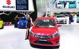Suzuki Celerio có thêm phiên bản giá rẻ hơn tại Việt Nam