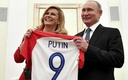 Tổng thống Croatia gửi thông điệp đặc biệt tới Tổng thống Putin trước thềm CK World Cup