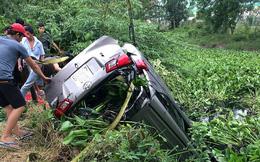 Tập lái ô tô tông chết người đang làm vườn ở Hóc Môn