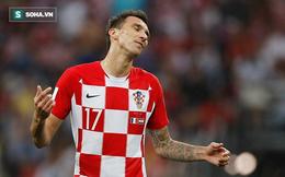 """""""Sát thủ"""" của Croatia tạo cột mốc đau đớn nhất lịch sử World Cup"""
