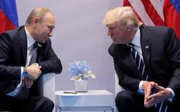 """Ông Trump chúc mừng ông Putin và nước Nga với """"World Cup tuyệt vời"""""""
