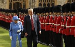 Tổng thống Trump:  Nữ hoàng Anh là một phụ nữ nổi bật, rất sắc sảo, rất xinh đẹp