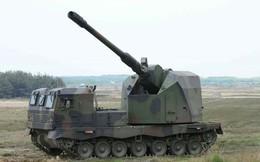Ảnh: Sức mạnh đáng nể của pháo tự hành DONAR