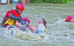 Trung Quốc, Nhật Bản: Diễn biến mưa lũ nghiêm trọng cản trở cứu hộ