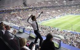 Không phải cúp vàng, đây mới là lý do thật sự khiến Tổng thống Pháp 'phát điên' khi đội nhà vô địch
