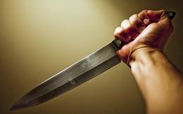 Mâu thuẫn, gã đàn ông cầm dao chém nhân tình tử vong