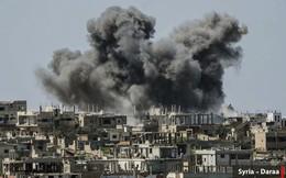 Syria phóng hàng trăm tên lửa gần nơi Israel đóng quân