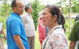 Người Thủ Thiêm bật khóc khi Bí thư Nguyễn Thiện Nhân đến thăm