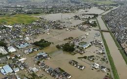 Nắng nóng sau mưa lũ ở Nhật Bản ảnh hưởng nghiêm trọng tới người dân