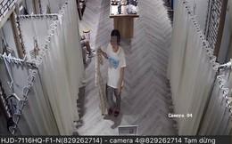 Cô gái đăng tìm kẻ ăn cắp trong shop quần áo, dân mạng nhìn ra sự đáng sợ ngay phòng thử đồ