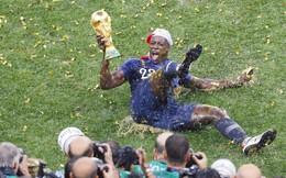 Những con số còn đọng lại sau trận chung kết World Cup 2018