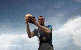 Trên đỉnh thế giới, Mbappe đã sẵn sàng để đặt Ronaldo, Messi lại sau lưng mình