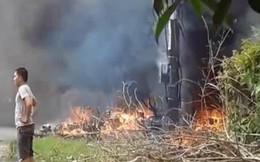 2 thợ điện trọng thương sau vụ nổ trạm điện ở Sài Gòn