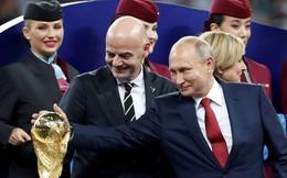 Ngoài Nga còn có 34 nước tham gia giữ an ninh World Cup