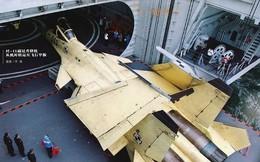 Trung Quốc sẽ loại bỏ máy bay cất hạ cánh trên hạm J-15, vì sao?
