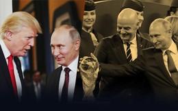 Tổng thống Putin tới muộn thượng đỉnh Helsinki với ông Trump vì... World Cup?