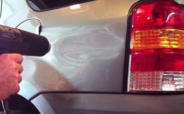 Bi hài vụ nam tài xế ở Sài Gòn đá móp cửa ôtô phải hầu tòa 3 lần