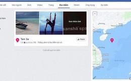 Facebook tiếp tục đưa thông tin sai lệch về bản đồ quần đảo Hoàng Sa của Việt Nam