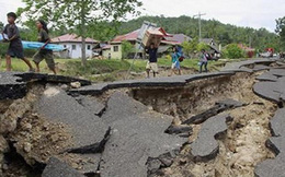 Quảng Nam lại xảy ra động đất ở thủy điện sông Tranh 2