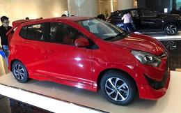 Soi chi tiết Toyota Wigo giá rẻ, và Toyota Avanza nhập khẩu vừa lộ diện ở Việt Nam