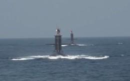 Trung Quốc đóng tàu ngầm cho Pakistan để đối phó Ấn Độ