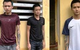 Người dân truy bắt 3 tên côn đồ xăm trổ nổ súng bắn người