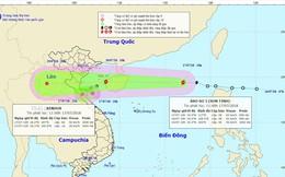 Áp thấp nhiệt đới và bão Sơn Tinh gây mưa lớn bất thường, nguy cơ miền Trung chìm trong lũ