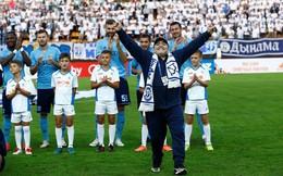 Vừa hết World Cup, Maradona nhận công việc 'béo bở'