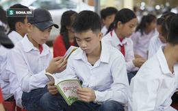 Liên hệ khắp nơi xin quần áo, sách vở cho học sinh nghèo