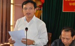 Phó phòng Khảo thí Sở GD&ĐT Hà Giang sửa điểm cho 114 thí sinh