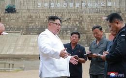 Ông Kim Jong-un nổi giận, la mắng quan chức khi đi thị sát