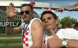 Bị đuổi khỏi World Cup vì khiêu khích Nga, HLV Croatia vẫn được nhận phần thưởng cao quý