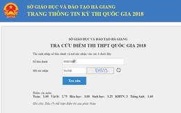 """Bất ngờ thí sinh Hà Giang 9 điểm Toán sau chấm thẩm định bị """"điểm liệt"""", trượt tốt nghiệp"""