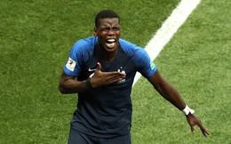 FIFA gạch tên Pogba, đưa cầu thủ chơi tại Trung Quốc vào đội hình tiêu biểu World Cup?
